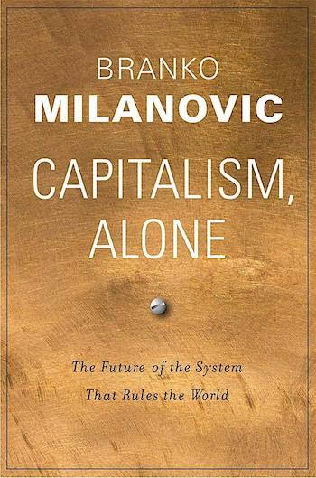 in human history, the globe is dominated by one economic system. In Capitalism, Alone, leading economist Branko Milanovic explains the reasons for this decisive historical shift since the days of feudalism and, later, communism. Surveying the varieties of capitalism, he asks: What are the prospects for a fairer world now that capitalism is the only game in town? His conclusions are sobering, but not fatalistic. Capitalism gets much wrong, but also m